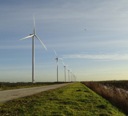Windpark Wieringermeer